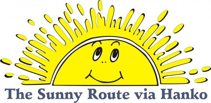 sunny route solen